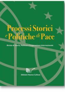 """Rivista """"Processi Storici e Politiche di Pace"""""""