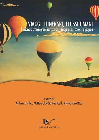 """Presentazione del volume """"Viaggi, itinerari, flussi umani"""""""