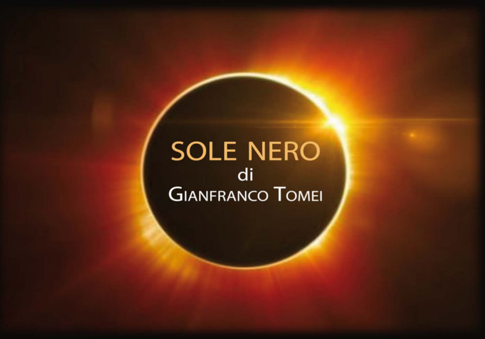 """Gianfranco Tomei presenta """"Sole Nero"""" al Caffè Letterario di Via Ostiense"""
