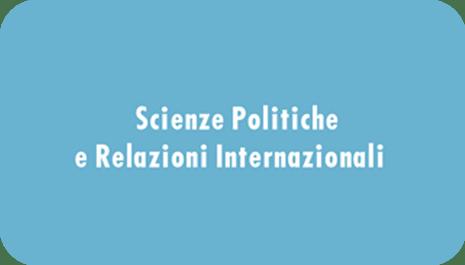 """Collana """"Scienze politiche e relazioni internazionali"""""""