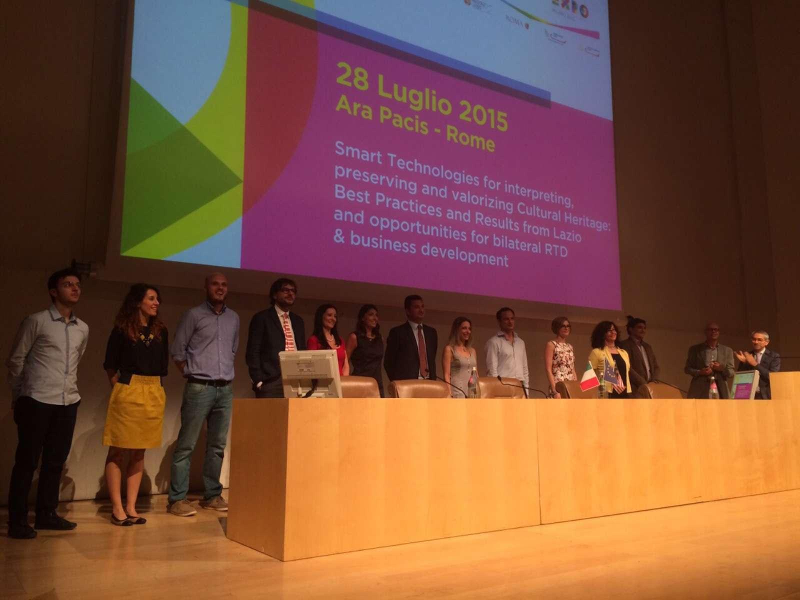 """Lazio EXPO """"CALL4INNOVATORS"""": innovazione al servizio della cultura"""