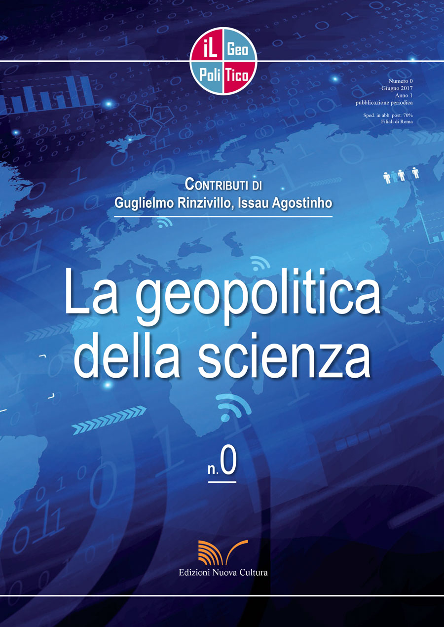 """Nasce """"Il Geopolitico"""", la Rivista di Analisi Politiche e Sociologiche"""