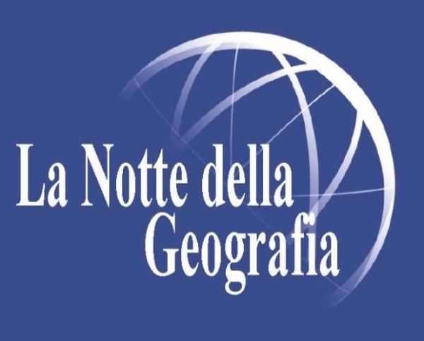 6 Aprile 2018 – La Notte della Geografia presso la Sapienza