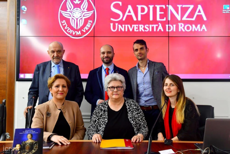 "L'Istituto Culturale Rumeno e l'Università La Sapienza promuovono la conferenza internazionale ""The power of fashion, cultural history, communication"""
